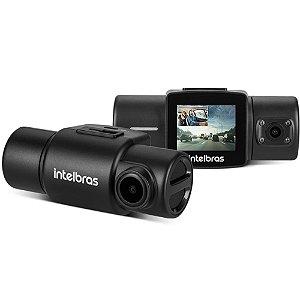 Câmera veicular carro interna externa Intelbras DC 3201 Full HD Grava
