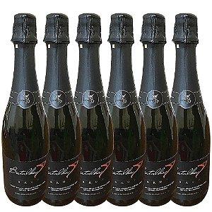 Espumante Brut Batalha Vinha e Vinhos Chardannay Champenoise 750 ml  Barris de Carvalho 6 Unidades