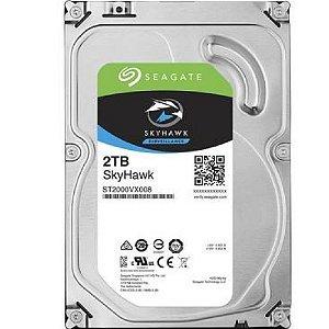HD SATA 2 TB SEAGATE SURVEILLANCE SKYHAWK 3.5