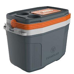 Caixa Térmica Cooler SUV 20L Termolar Alça Reforçada Camping