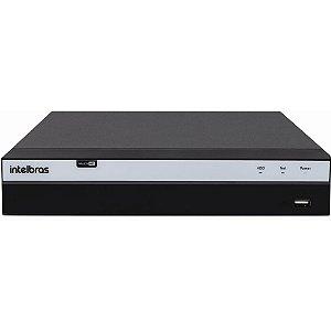 DVR 8 Canais Intelbras Full HD 1080p + 2 IP H.265+ Até 10TB 5 em 1 Detecção de Face - MHDX 3108