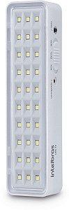 Luminária De Emergência Autônoma Lea 30 Bivolt Intelbras