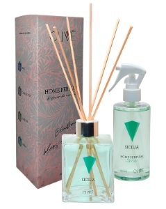 Home Perfume + Home Spray Clivê Sicilia