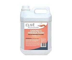 Sabonete Foam Pitanga Clivê Professional 5L