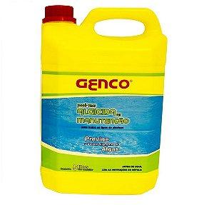 Algicida de Manutenção 5LT - Genco