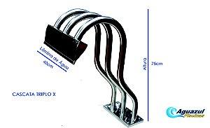 Cascata Triplo X - Librainox