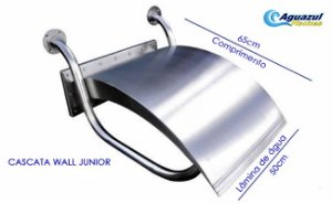 Cascata Wall JR - LibraInox