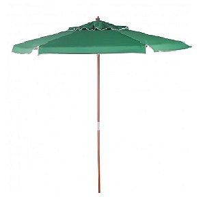 Ombrelone Bagum 2,4m Mad. Verde - Belfix