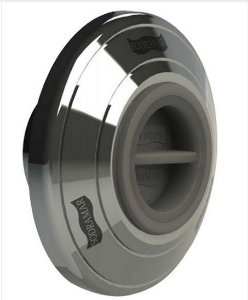 Disp. Aspiração Inox Pratic 50mm Premium - Sodramar