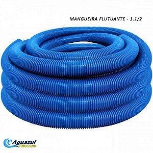 Mangueira Flutuante 1.1/2 Azul - Roseflex