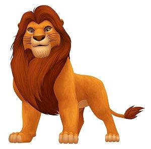 Aplique Rei Leão