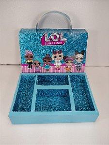 Caixa Mimo para criança da Lol ( montamos qualquer tema)