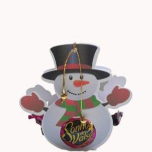Embalagem de Natal para Bombom
