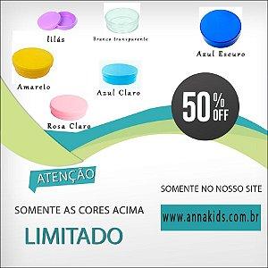 Latinha de Plástico em Promoção Pct com 10 unidades