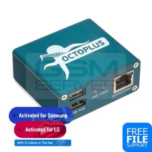 Octoplus Box Samsung + LG