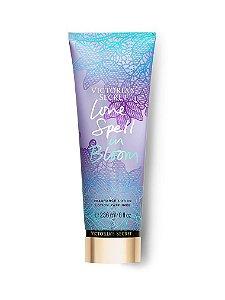 Hidratante victoria secrets  love spell in bloom
