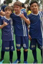 Kit jogador (Masc/Fem) Futsal - COD 2001 E COD 2002