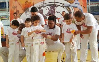 Corda Crua (Capoeira) - COD 1004