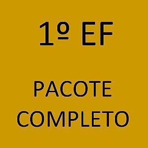 1º EF Pacote Completo (Projeto O Líder em Mim + Livros Didáticos + Livros Paradidáticos)