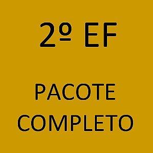 2º EF Pacote Completo (Projeto O Líder em Mim + Livros Didáticos + Livros Paradidáticos)