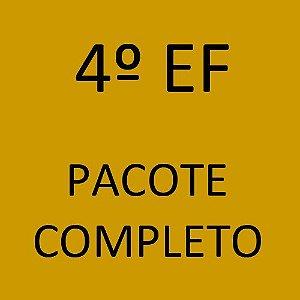 4º EF Pacote Completo (Projeto O Líder em Mim + Livros Didáticos + Livros Paradidáticos)