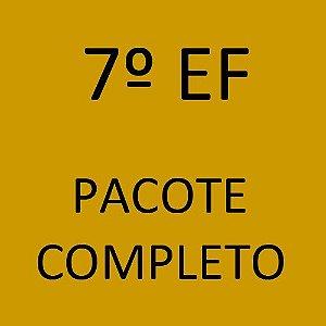 7º EF Pacote Completo (Sistema Anglo de Ensino + Programa Semente + Livros Pradidáticos)