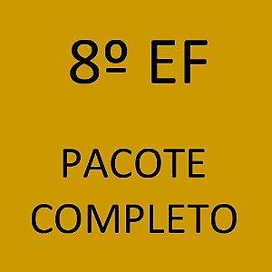 8º EF Pacote Completo (Sistema Anglo de Ensino + Programa Semente + Livros Paradidáticos)