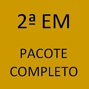 2ª EM Pacote Completo (Sistema Anglo de Ensino + Programa Semente + Livros Paradidáticos)