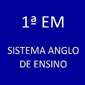 1ª EM - Sistema Anglo de Ensino - Ensino Médio Alfa Estudos Avançados