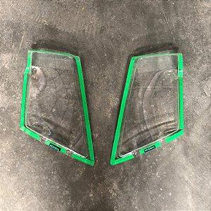 Protetor de Farol em Acrílico Volvo FH 2010 - Par
