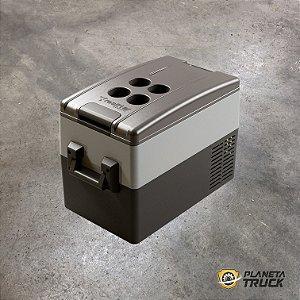 Geladeira Resfri Ar 31L Portátil Bivolt Digital 2020