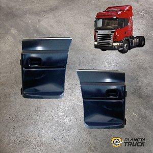 Antifurto para Estribo Scania S5 até 2012