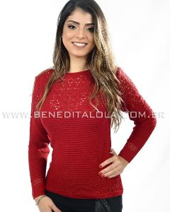 Blusa Tricot Links Inverno 2020 -SK 553