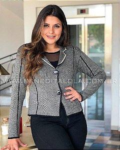 Blusa Tricot Blazer Inverno 2020 - SK 1095