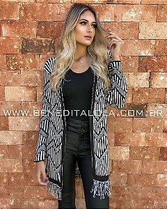 Maxi Cardigan Evelyn Inverno 2020 - BD
