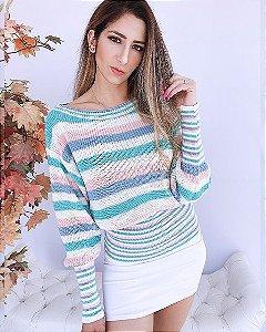 Blusa Tricot Color - SK 1161