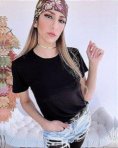 T-shirt Camiseta Lisa ( Viscolaycra)