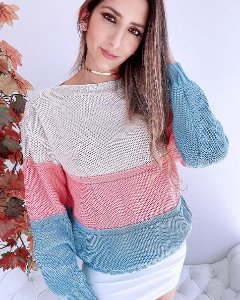 Blusa Tricot Vanilla - DC