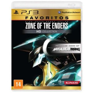 Zone Of The Enders - HD Collection - PS3
