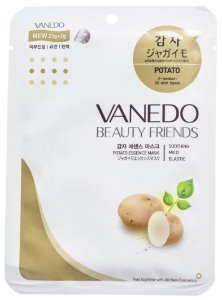 VANEDO Batata - Máscara Hidratante Facial