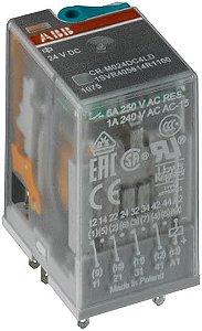 CR-M024DC4 RELE MINIATURA 24VCC 1SVR405613R1000 ABB