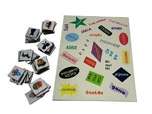 Lince figuras e palavras ( 104 peças)