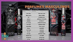 Perfumes - Masculinos 100ml