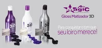 Magic Color GLOSS 3D -  550ml - 3X MAIS POTENTE.