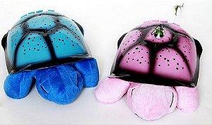 Tartaruga Luminária de Estrelas