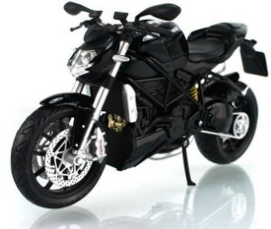Miniatura Ducati Street Fighter