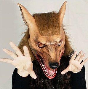 Máscara Lobisomem