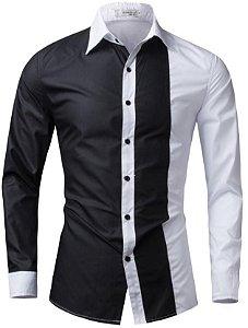 Camisa Slim Social