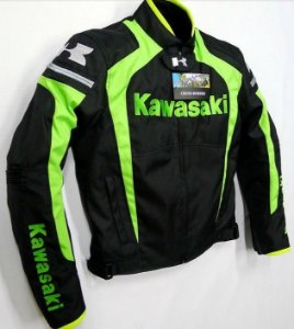 Jaqueta Kawasaki