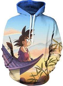 Moletom Goku Criança
